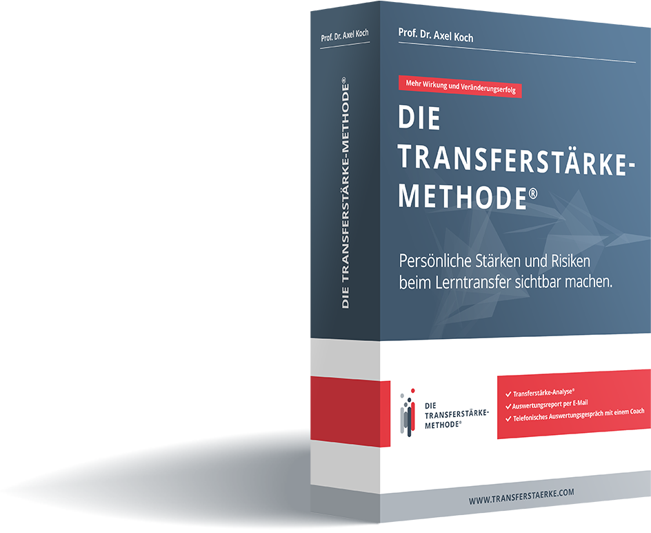 Transferstärke®-Produktbox | Prof. Dr. Axel Koch