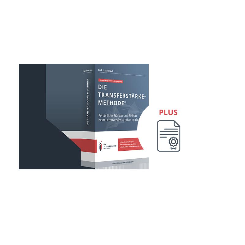 Produktbox Zertifizierung zum Transferstärke-Coach | Transferstärke® - Prof. Dr. Axel Koch