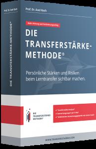 Transferstärke®-Produktbox ohne Schatten | Prof. Dr. Axel Koch